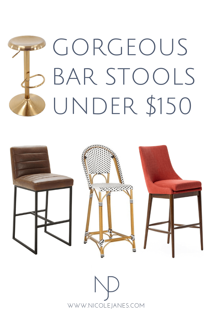 Affordable Gorgeous Bar Stools Under $150 Counter Height and Bar Height Stools.png