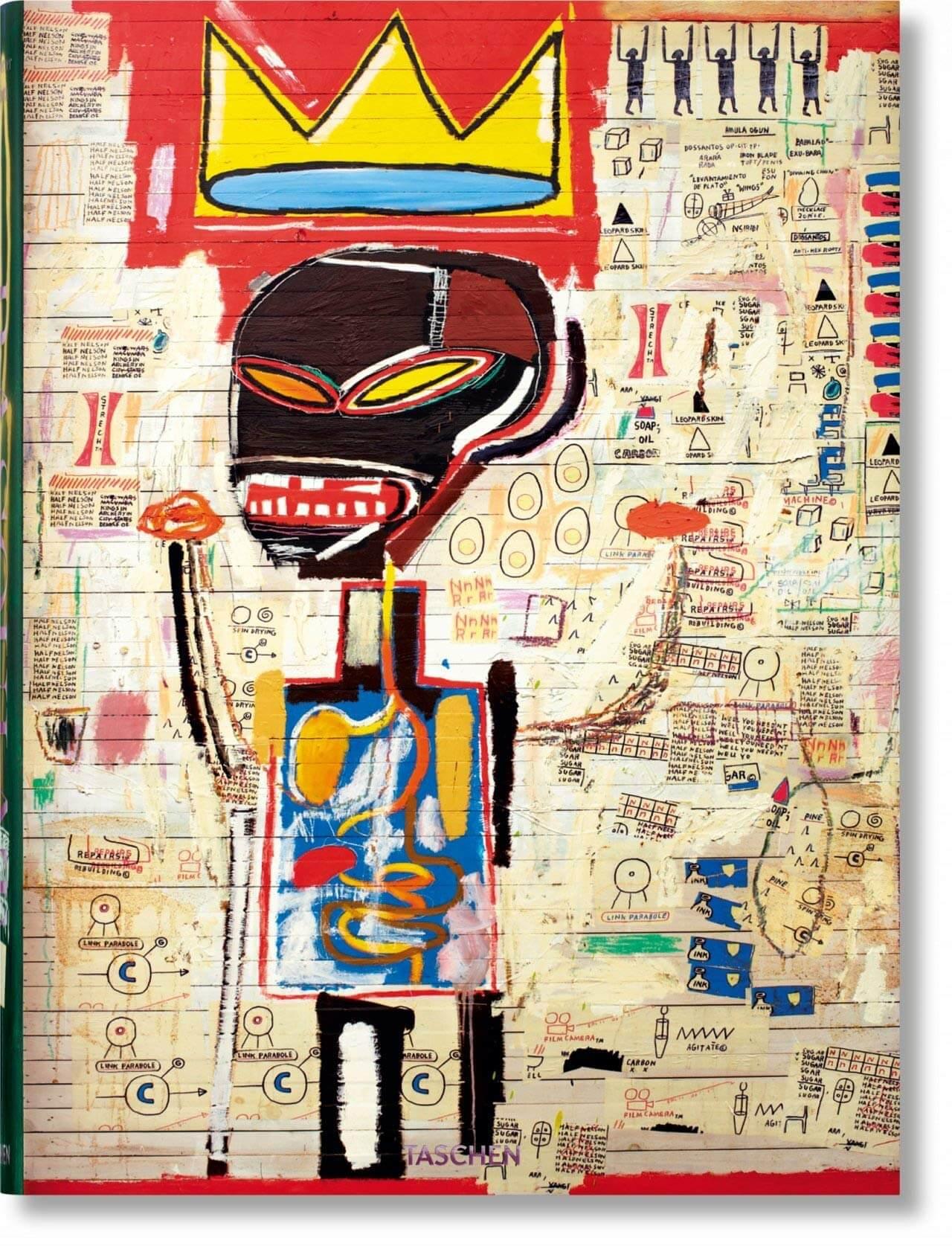 XXL Jean-Michel Basquiat