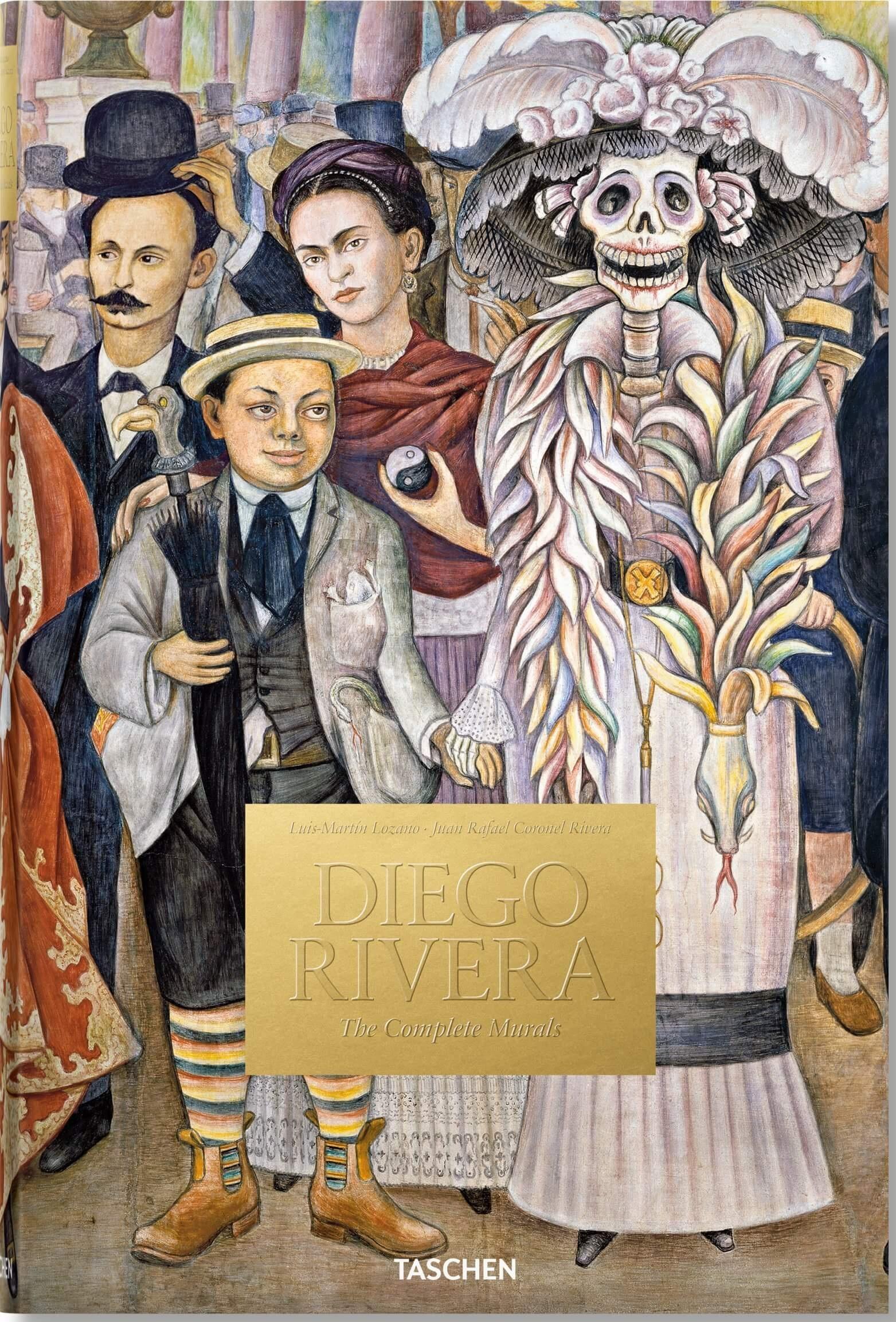 XL Diego Rivera. The Complete Murals