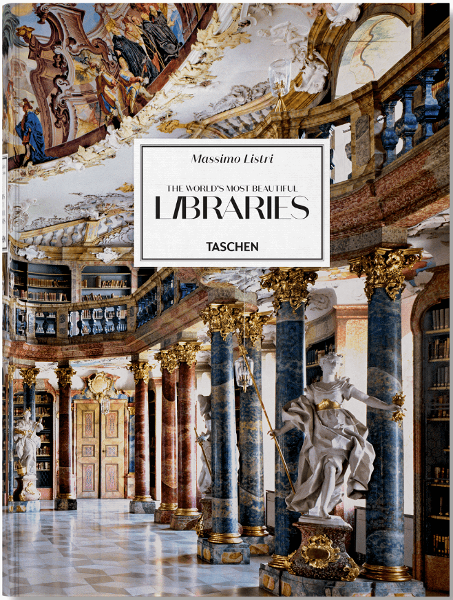 XXL Massimo Listri. The World's Most Beautiful Libraries