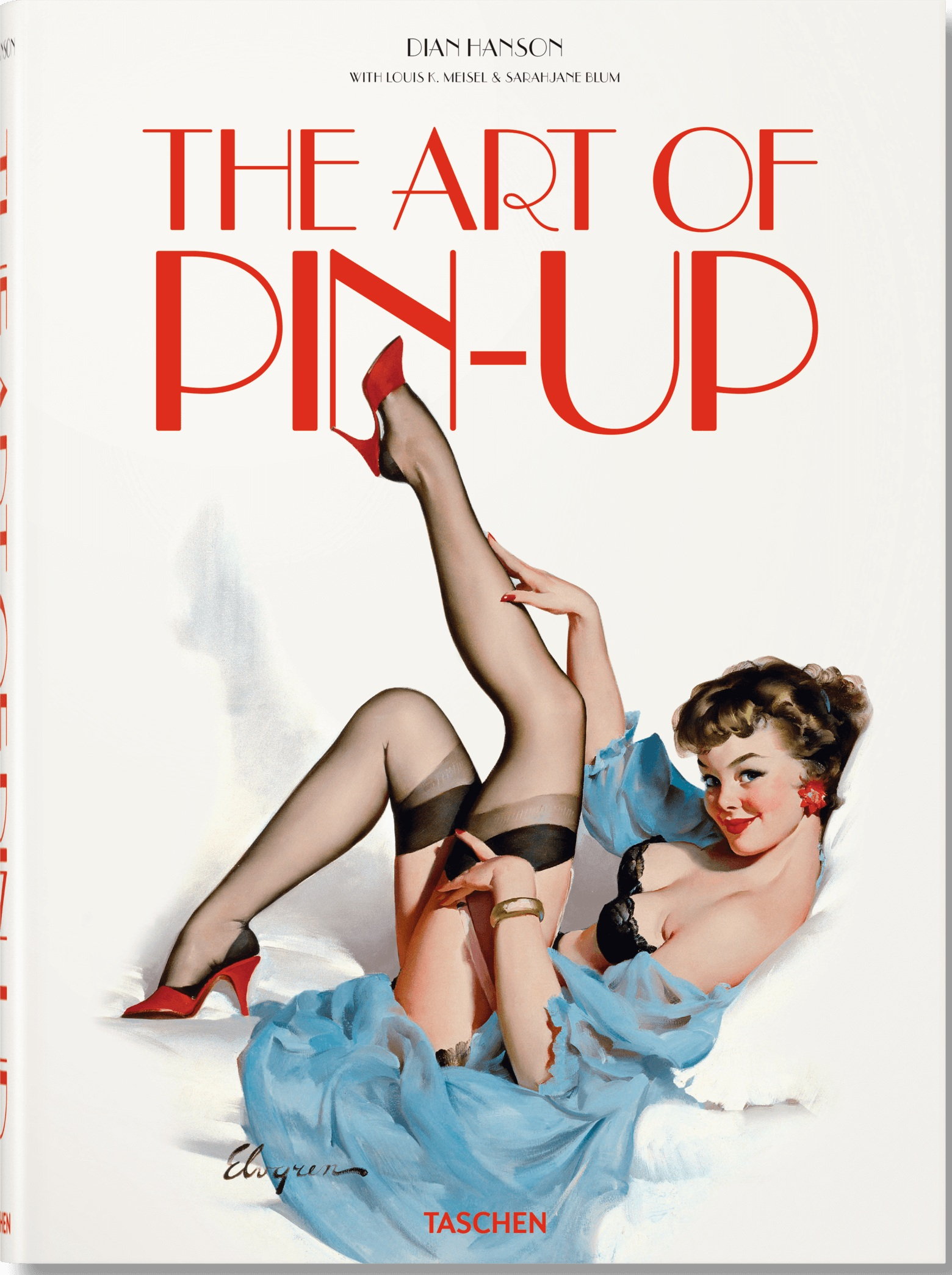 XXL The Art of Pin-up