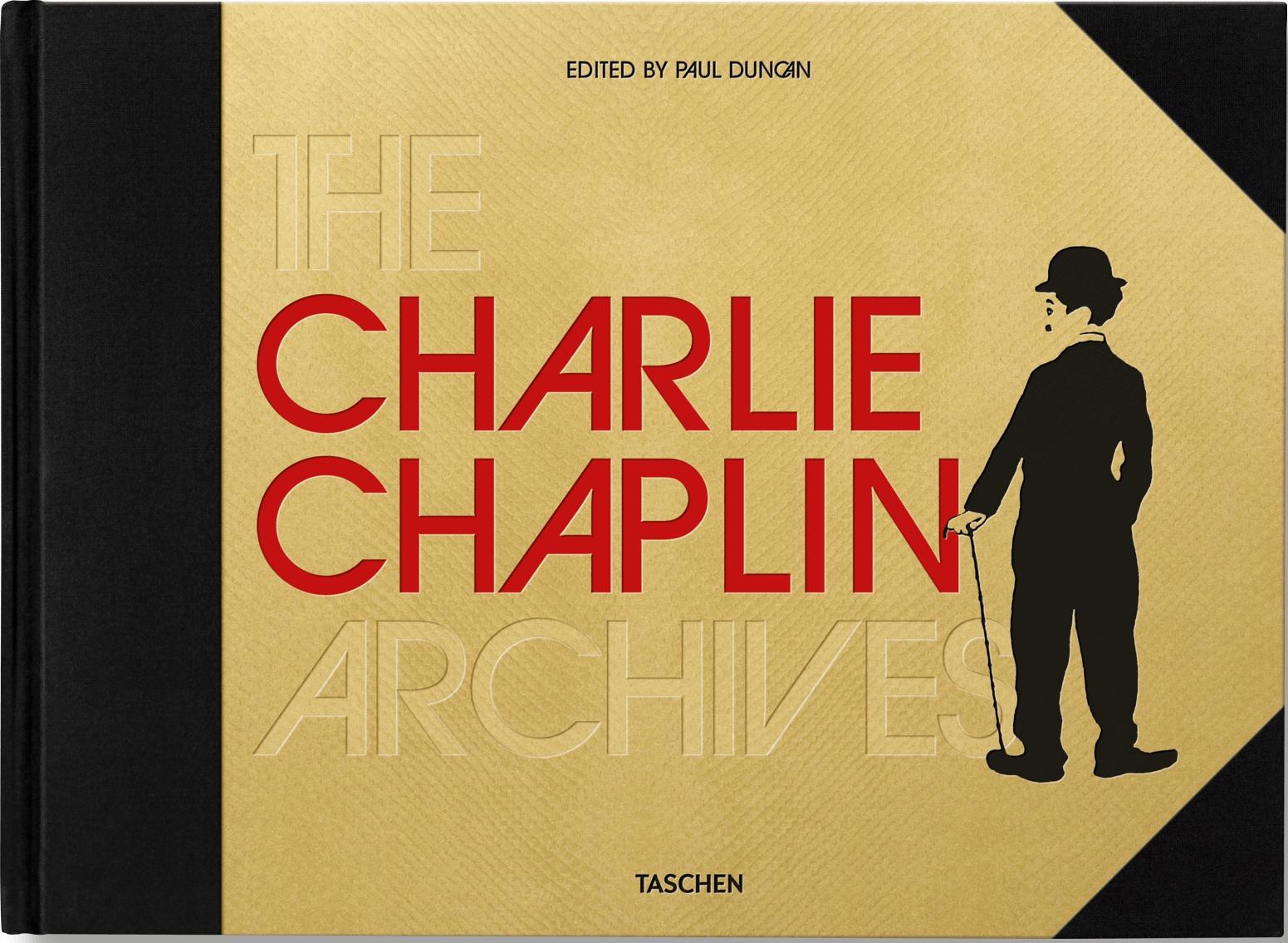 XXL The Charlie Chaplin Archives