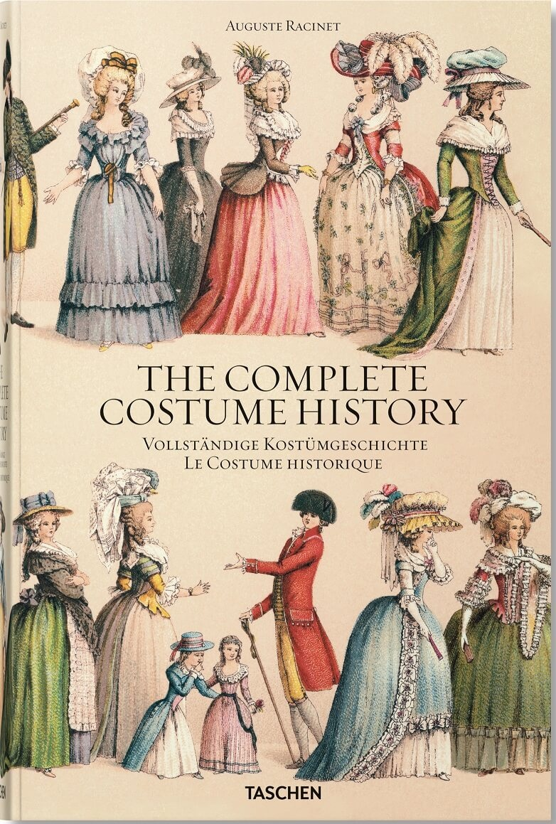 XL The Complete Costume History Auguste Racinet