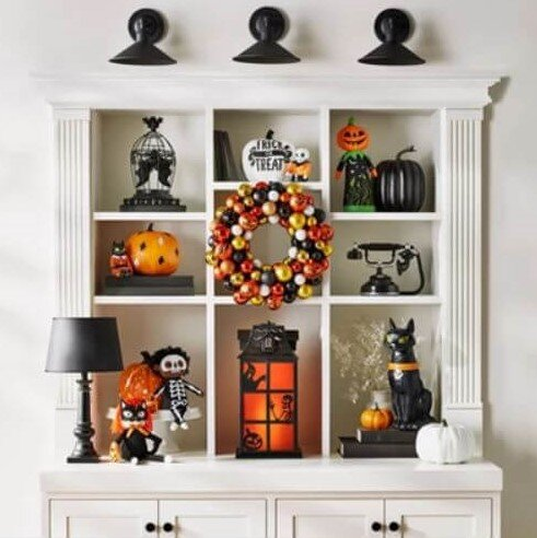 Indoor Halloween Decorations Decor Pumpkin Parlour Halloween Decor Collection Hyde & EEK! Boutique