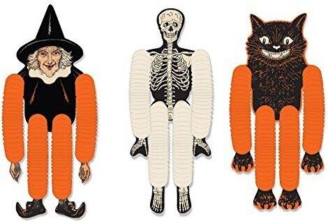 Beistle Vintage Halloween Decorations