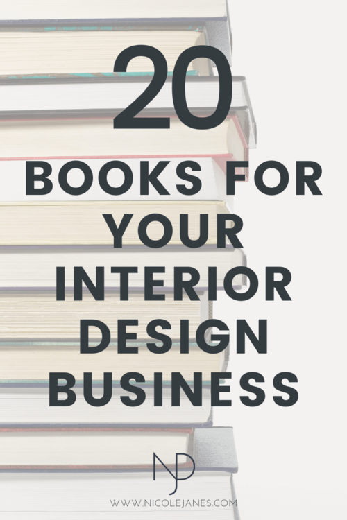 20 Go To Interior Design Books For Students And Beginners Nicole Janes Design