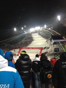 Schladming night slalom