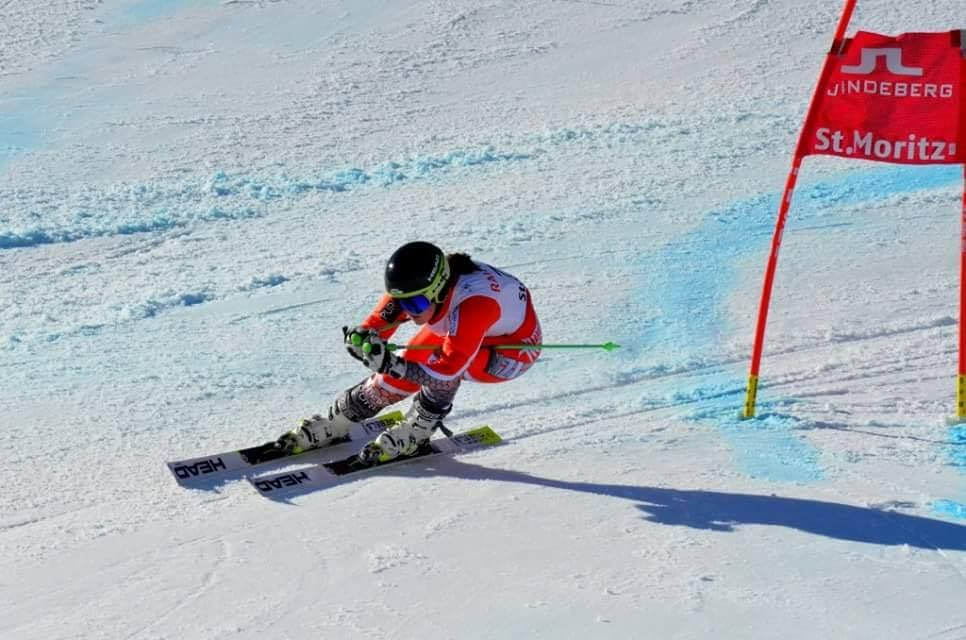 GS: 50th overall from bib 75 - 2017 St Moritz World Championships - Main event, Switzerland