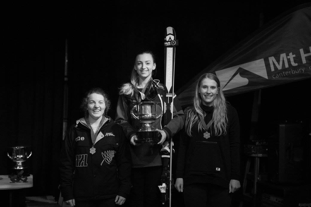 Super G: 2nd overall and U21 within NZ - 2016 NZ National Championships
