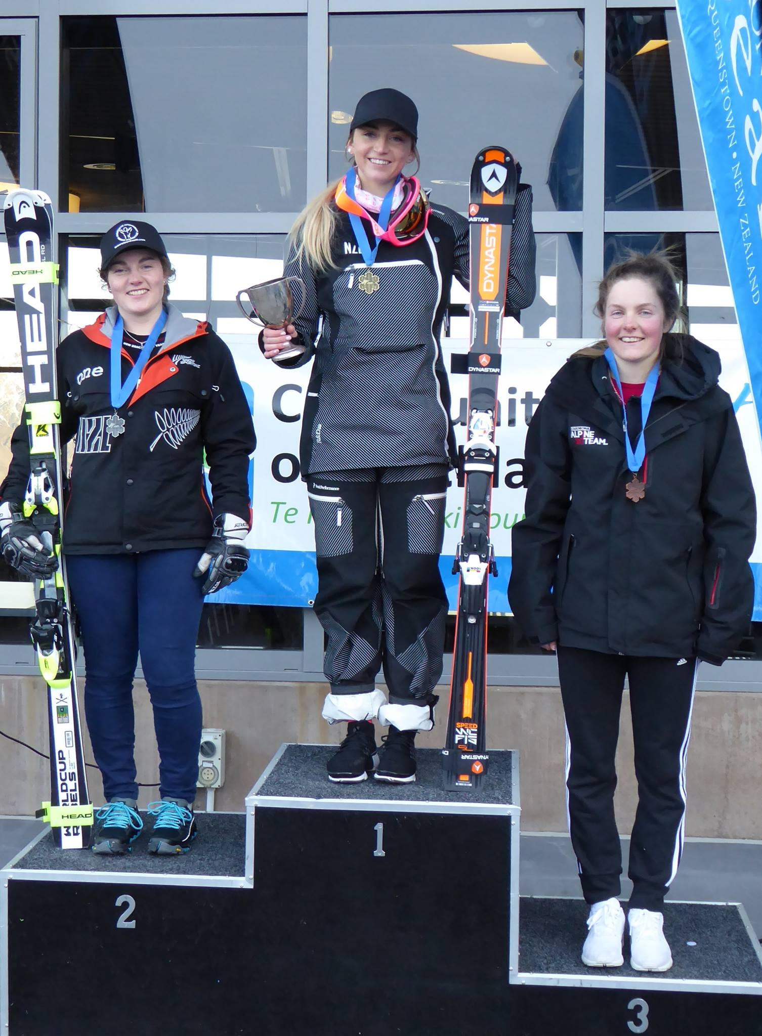 GS: 2nd Open and U21 National GS - 2016 NZ National Championship