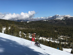 Training in Mammoth