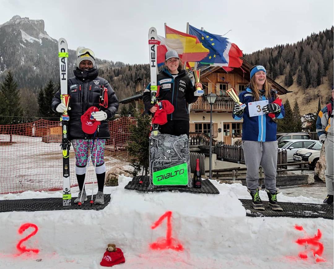 GS: 1st overall - 2019 Civetta Uni race