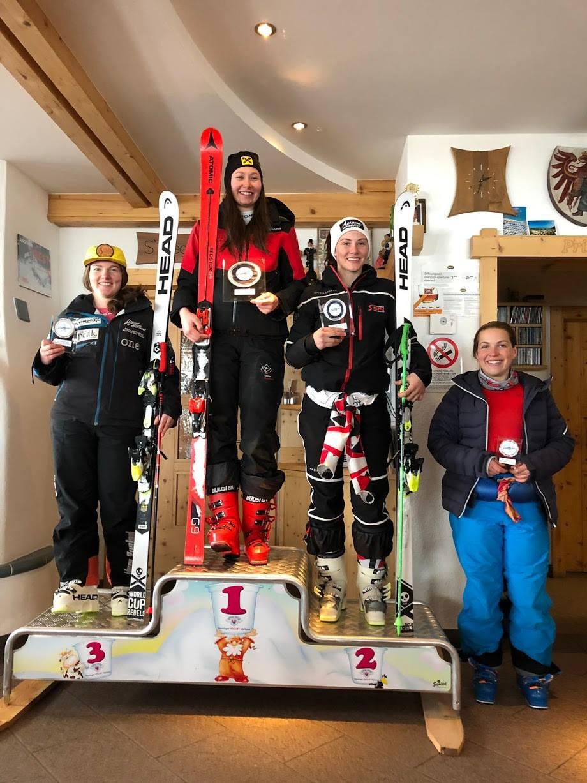 GS: 3rd Overall - 2019 Belgian NJC