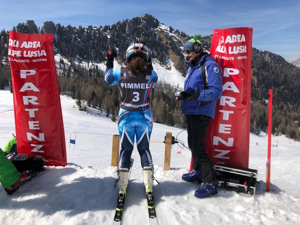 GS: 3rd Overall - 2019 Passo san Pelligrino CIT
