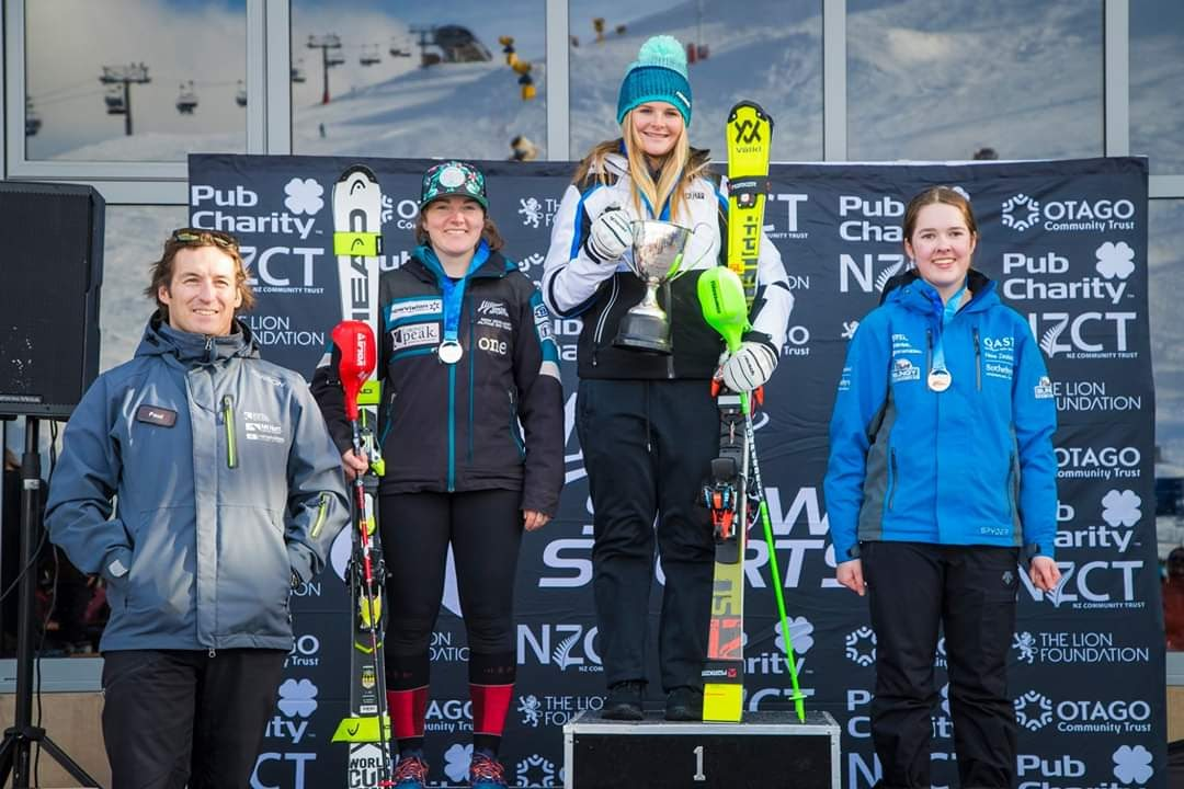 GS: 2nd open National Champs - 2019 NZ National champs