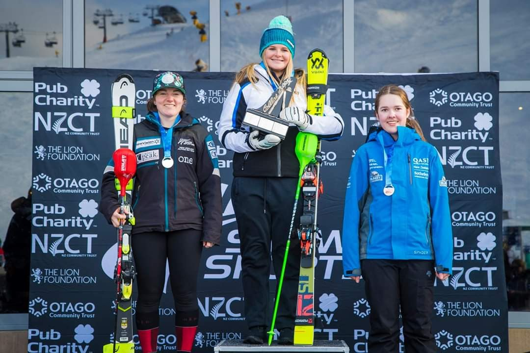 SL: 2nd open National Champs - 2019 NZ National champs