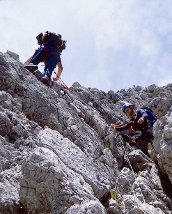 vertical face on the Col Rosa Dolomites.jpg