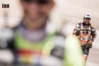 Alex Stonor, © Marathon des Sables/ Ian Corless