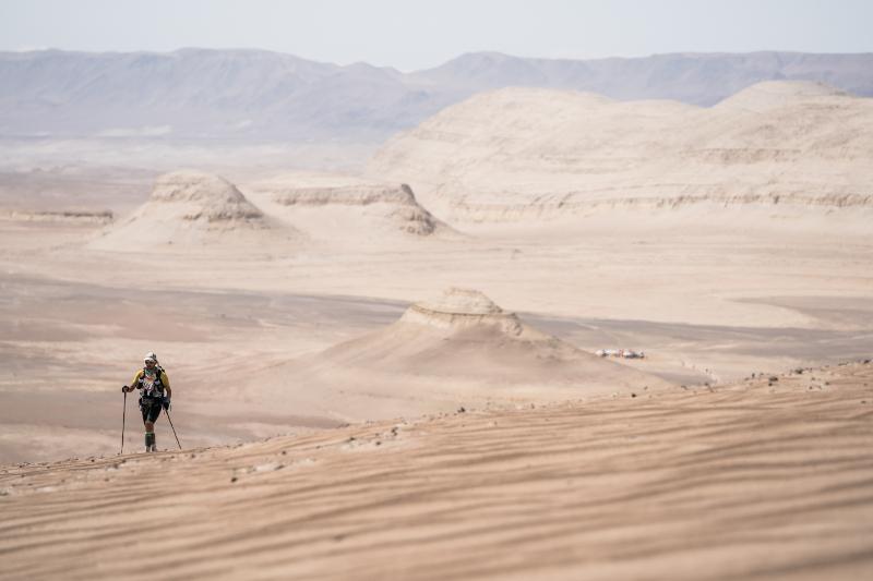 Day 4, © Marathon des Sables / Ian Corless