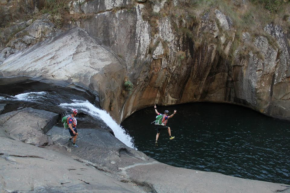 Canyoning, Expedition Africa