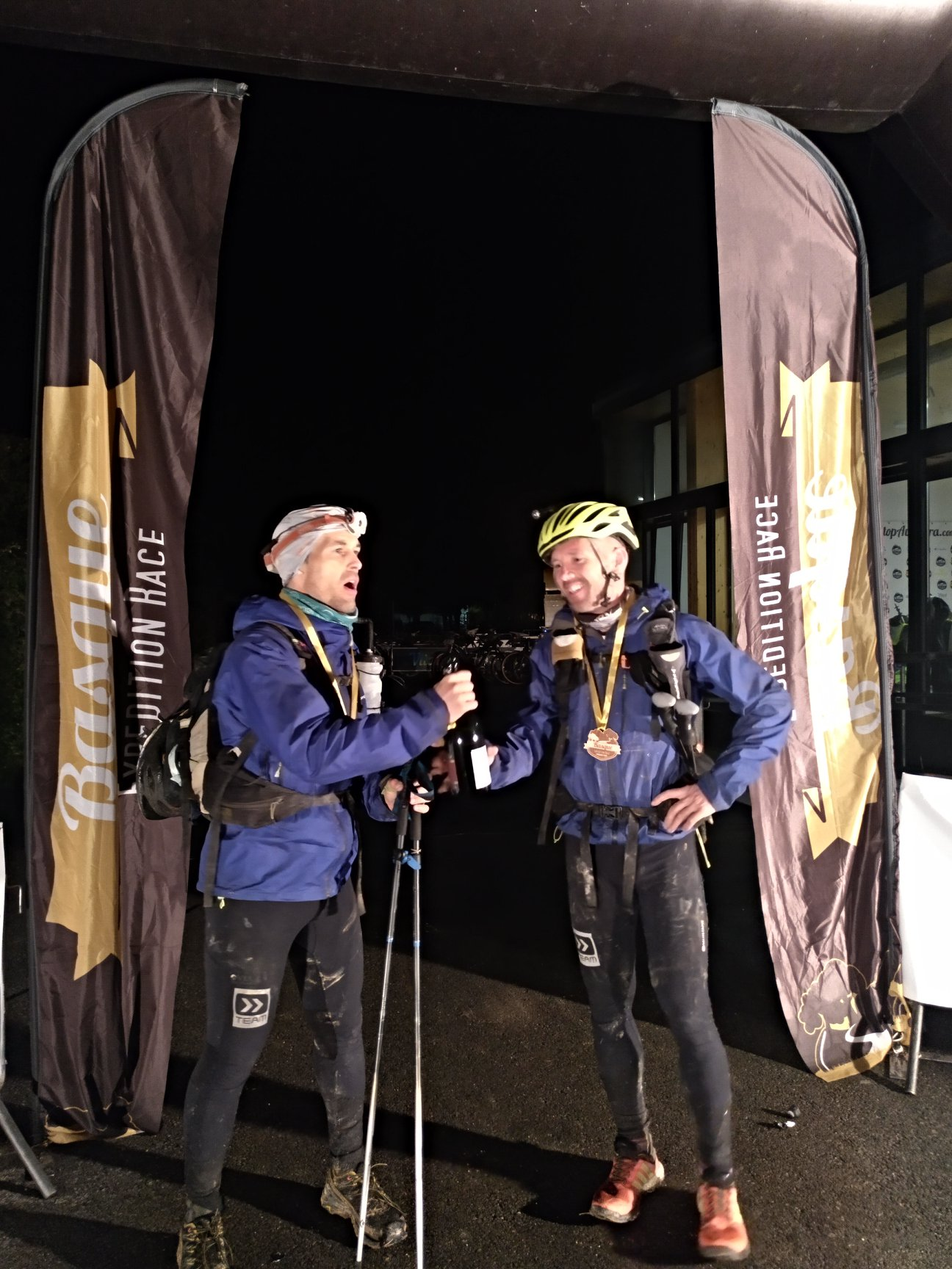 Winners Adventure/Pairs category