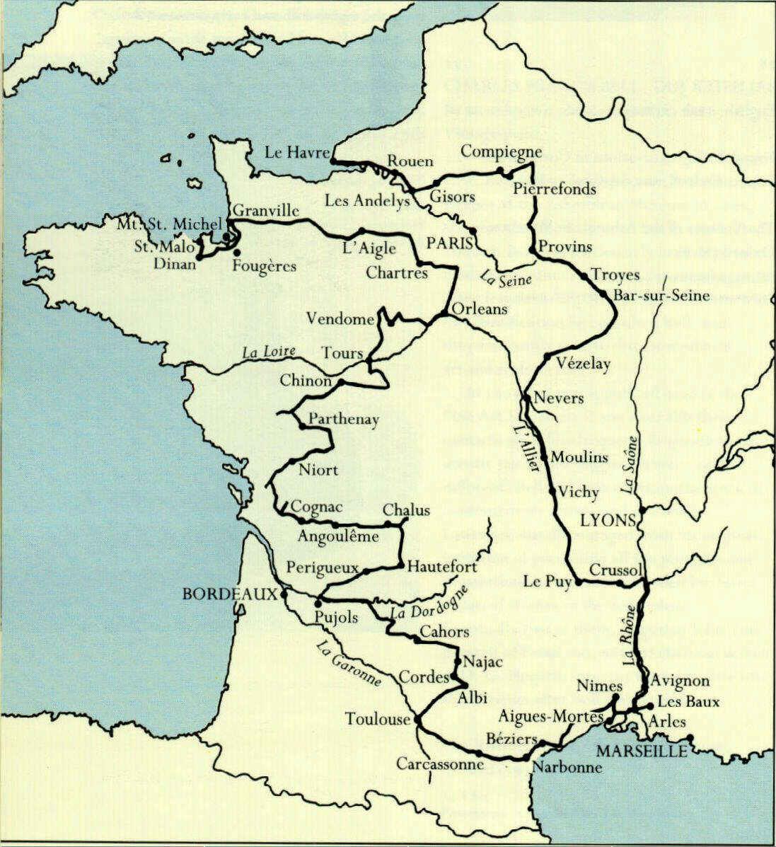 TE Lawrence's 1908 tour, links to TEL Studies