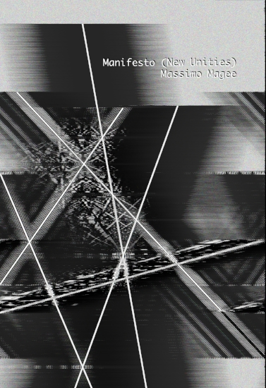 Massimo Magee's manifesto for a new multimedia digital art practice, grounded in a defined ideological/political orientation and illustrated with four exclusive series of works, presented in both their image readings (full colour reproductions inside the book) and audio readings (3 CDs / streaming audio material) .