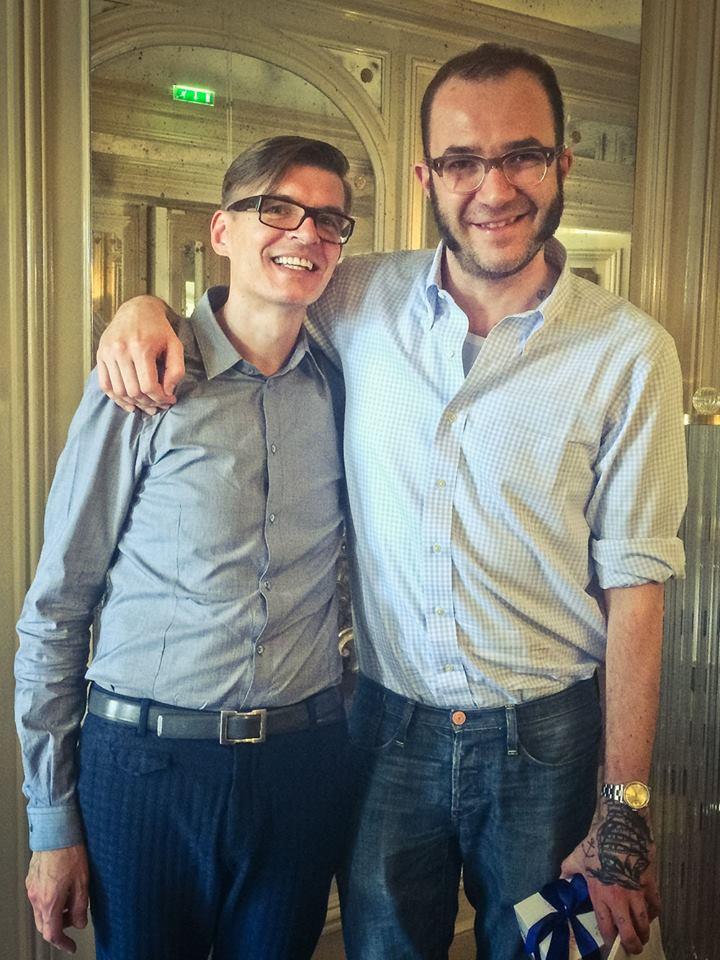 with Marco Zanini