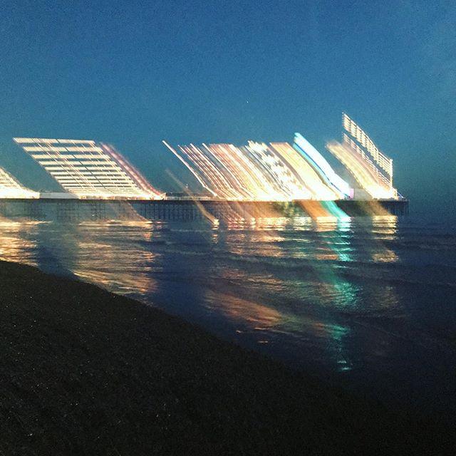 Accidental Brighton lights