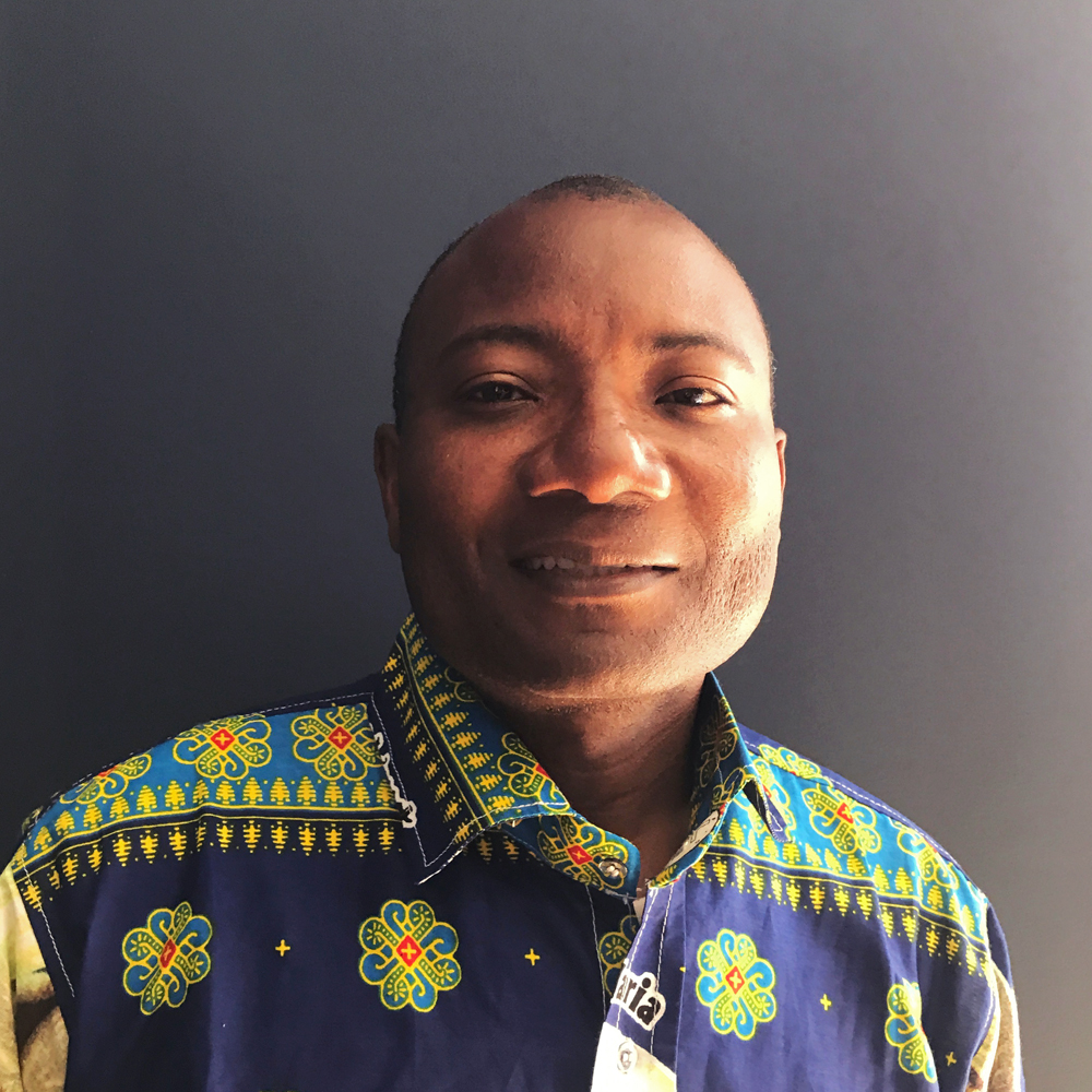 Father Joseph Kinda –Associate Pastor  Father Kinda is a visiting priest. He was born in Ziniare, Burkina Faso and was ordained in Ouagadougou.He's taught in Burkina Faso and studied Communications in France.