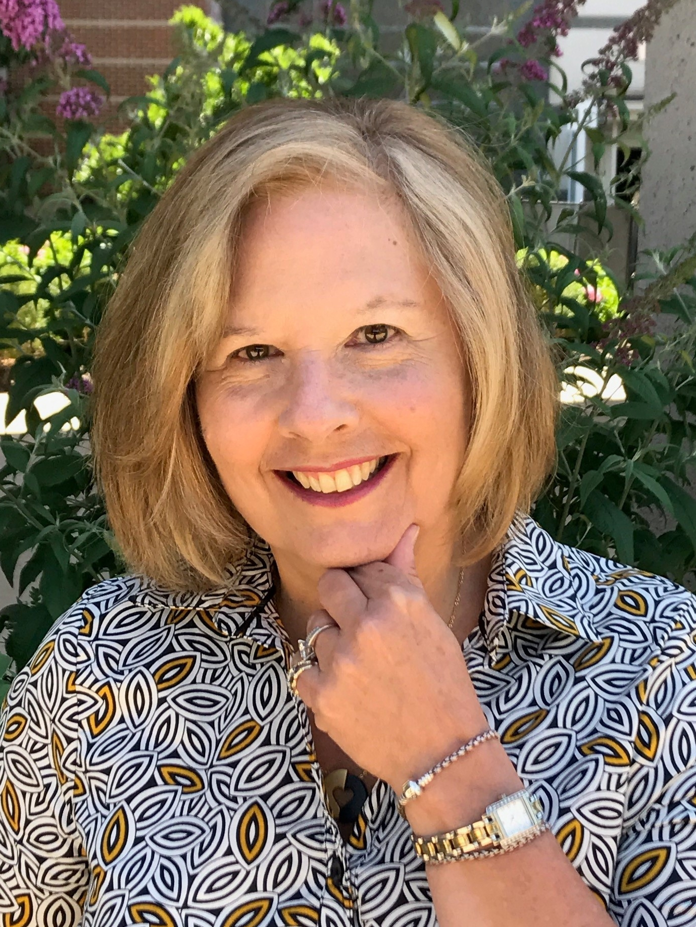 Mary Ann Morgan - counselor