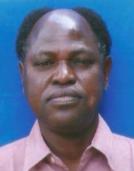 Professor Oumar Barry