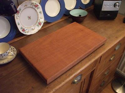 Teak Chopping Board - go to   Gallery   for larger photos
