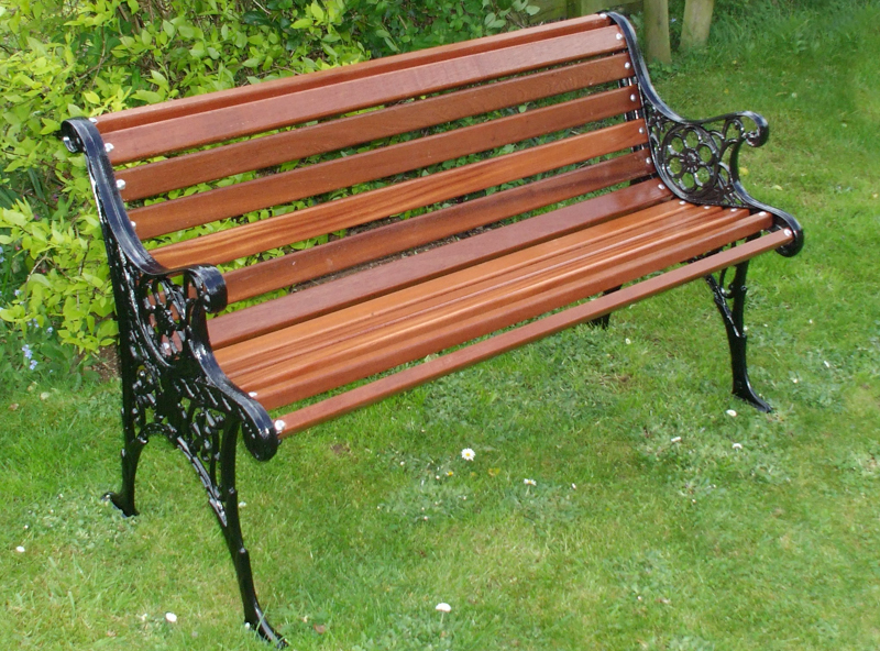 The Hanley Bench - go to   Gallery   for larger photos