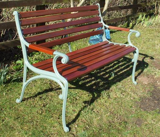 Two Seater Bench - go to   Gallery   for larger photos