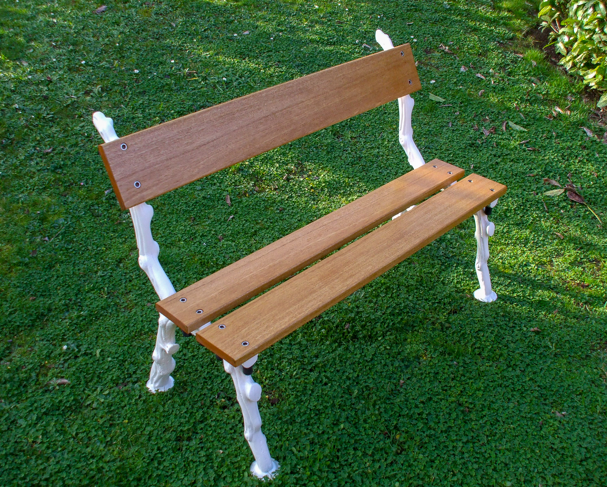 Tree Branch Style 2 Seat Bench - go to   Gallery   for larger photos