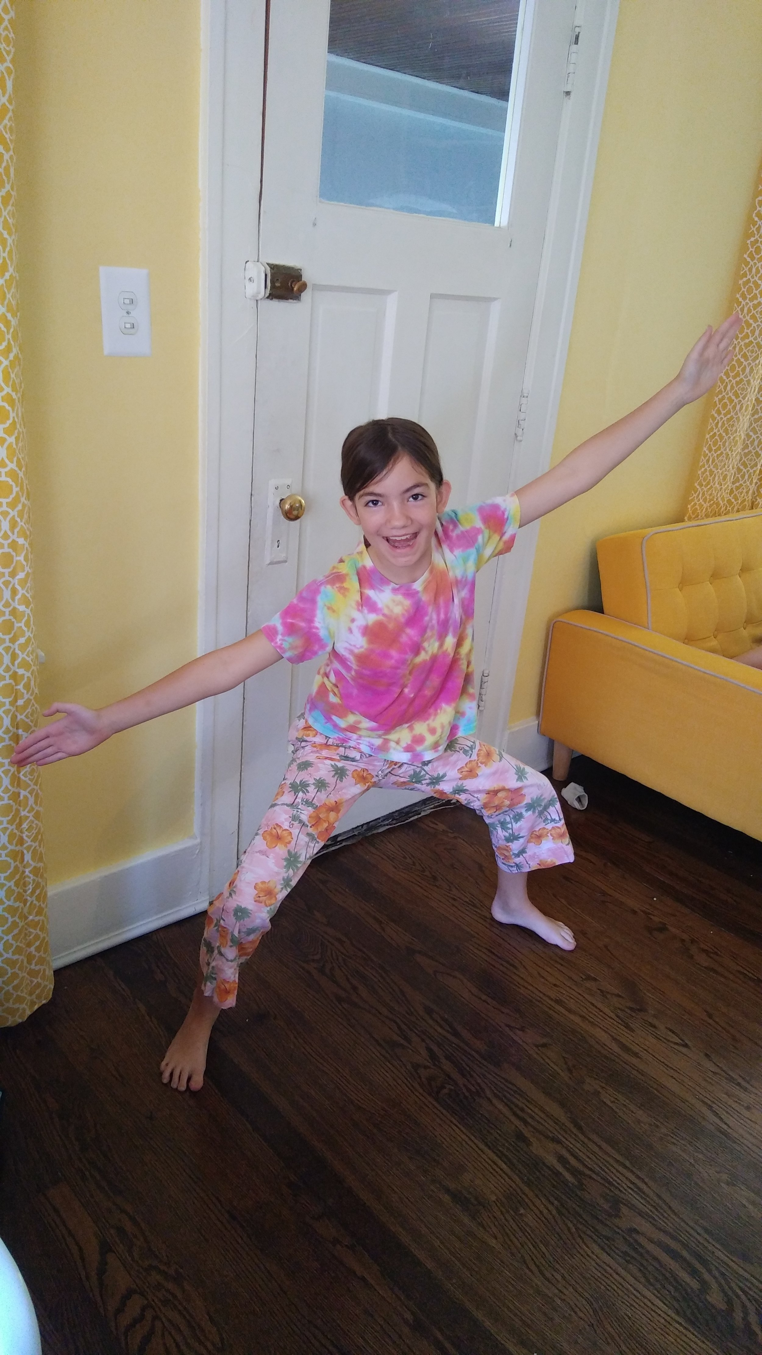 Analise Schroeder - Analise is a 10 year old Michigander. She lives with her mom, dad, brother, and bird. She loves the color yellow, Carmel candies, and puppy dogs. She wishes there were locker puppies in every locker at her school.
