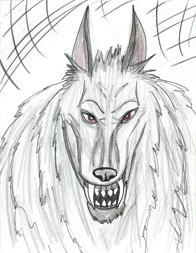 The Werewolf by  Ani Cohen