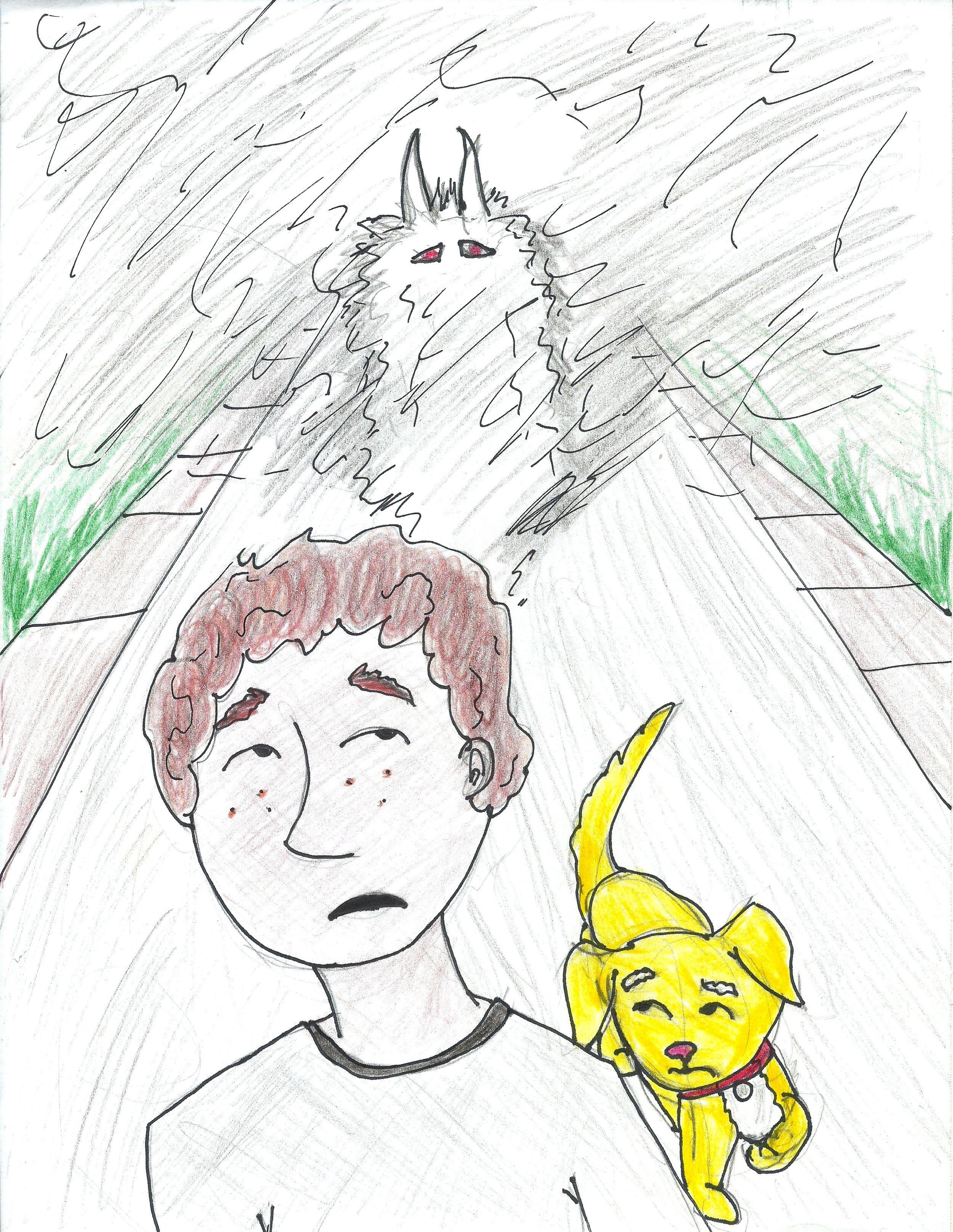Run, Maxi, Run! by  Ani Cohen