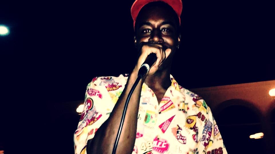 SDotBraddy @ Black History Month Concert sur la Bay - New College of FL/University of South Florida Bayfront, February 2017