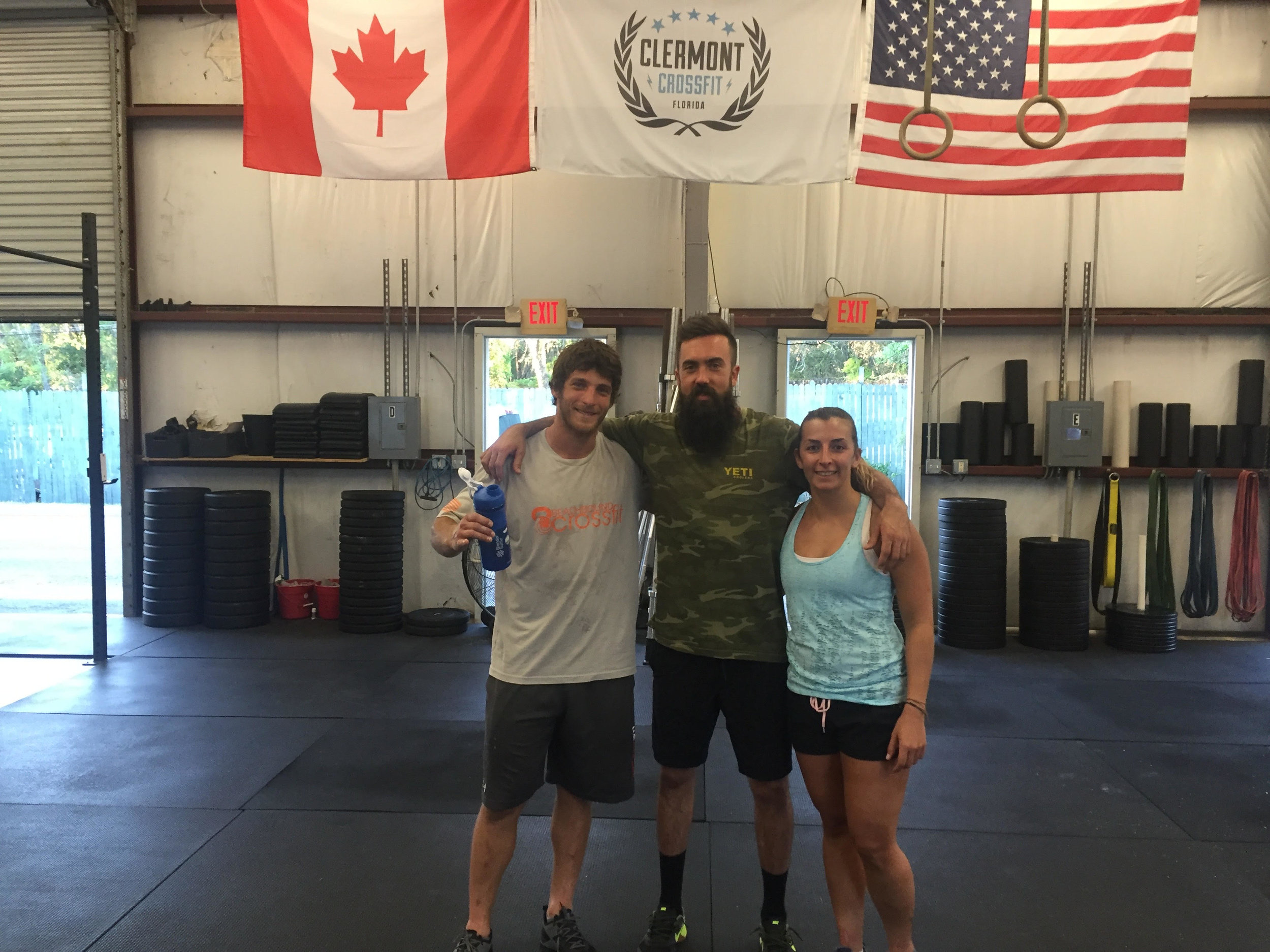 Clermont CrossFit with Kyle Rattray