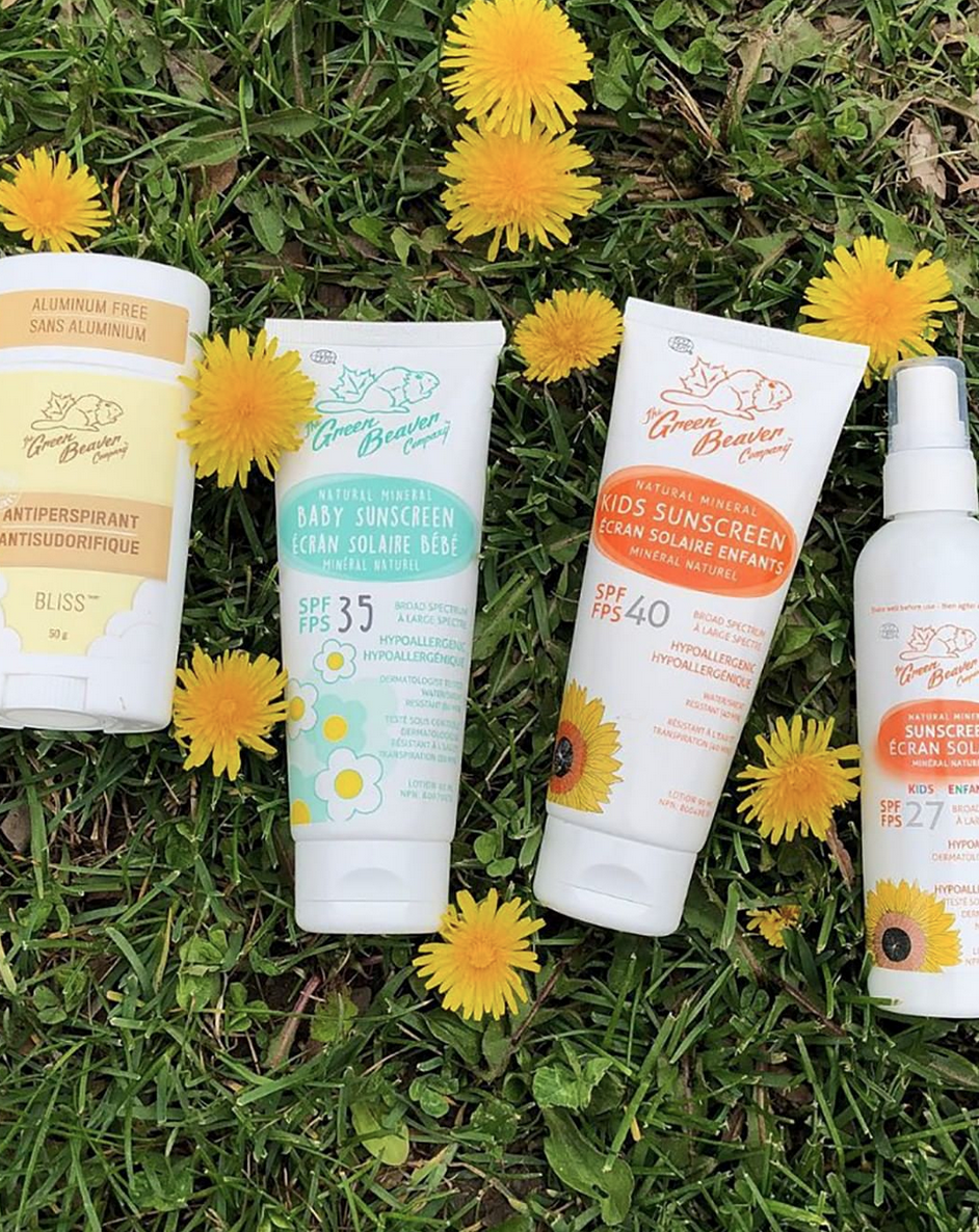 The Green Beaver Company Sunscreen