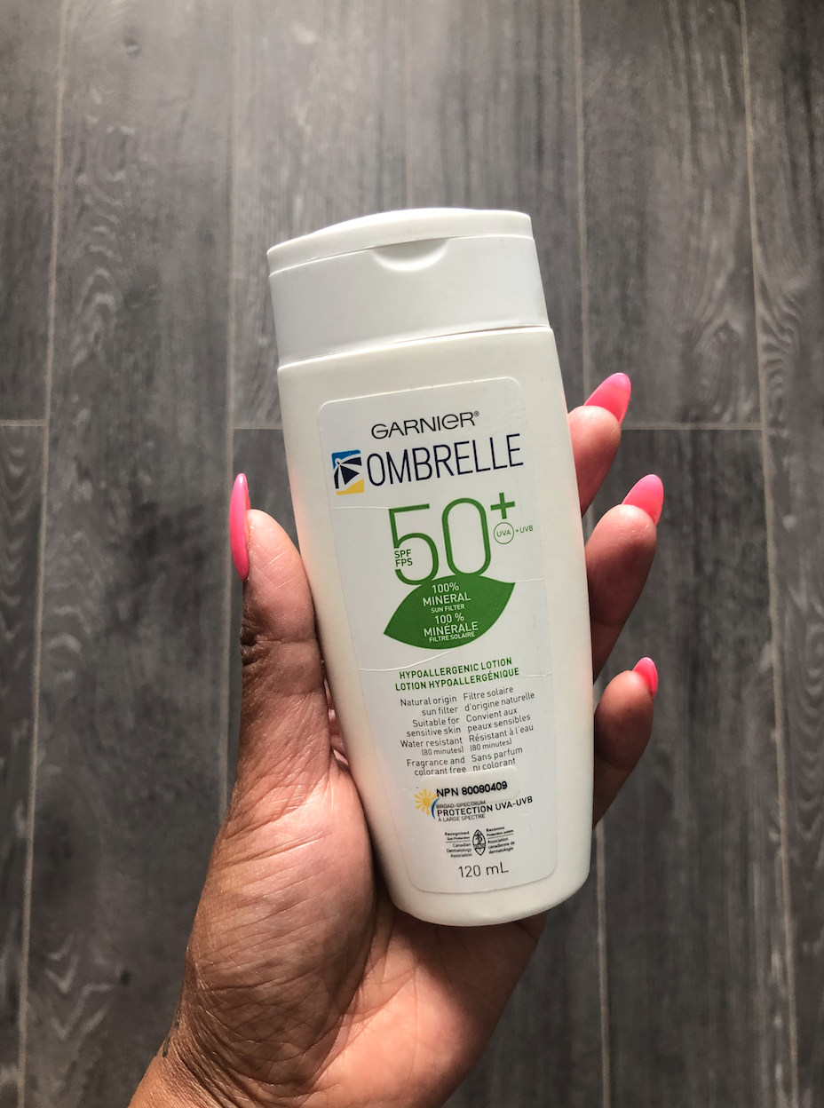 Ombrelle Complete 100% Mineral SPF50+ 100ml