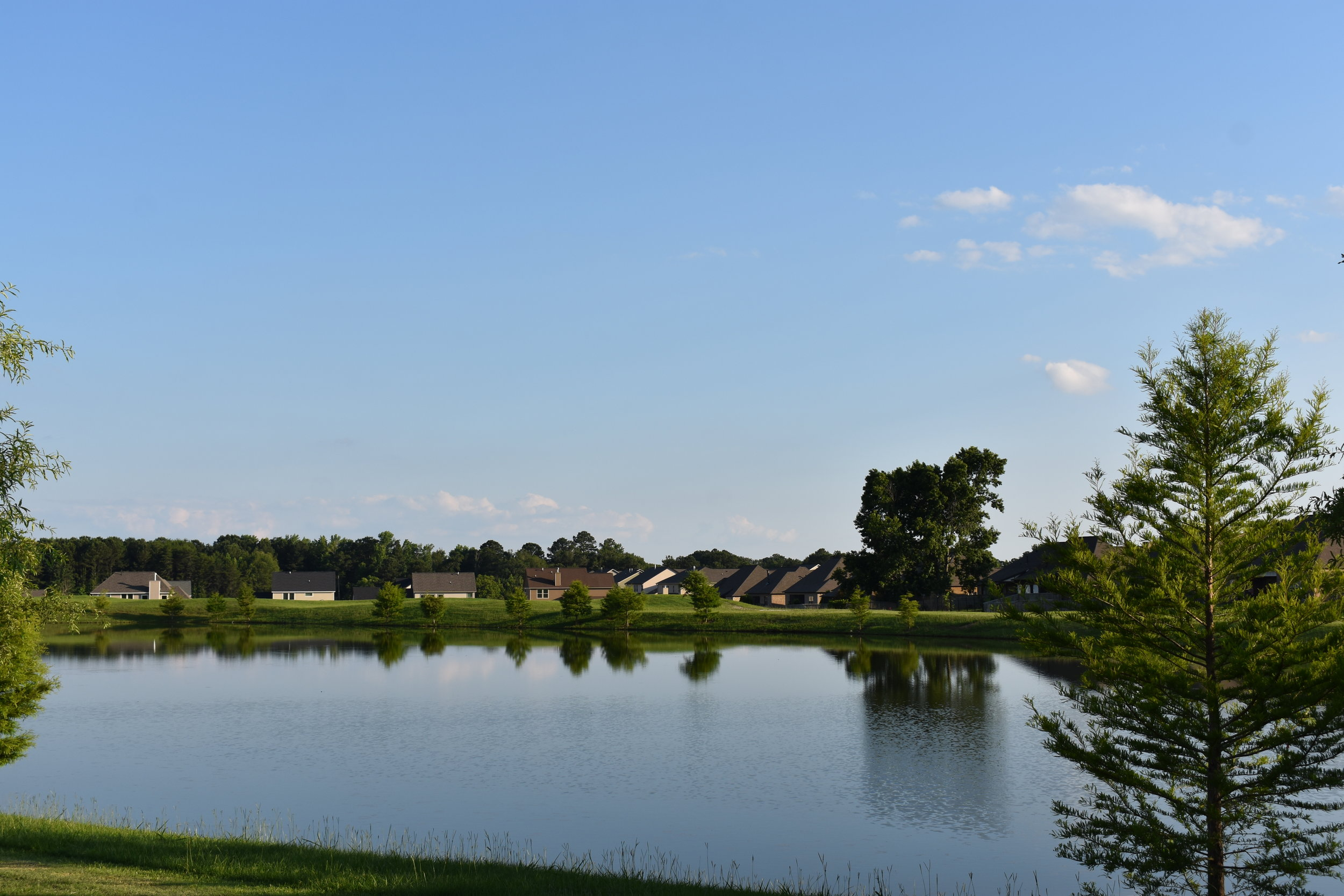 Mimms Trail Pond - Enjoy a stroll around the pond, an afternoon picnic or just a day enjoying the views.