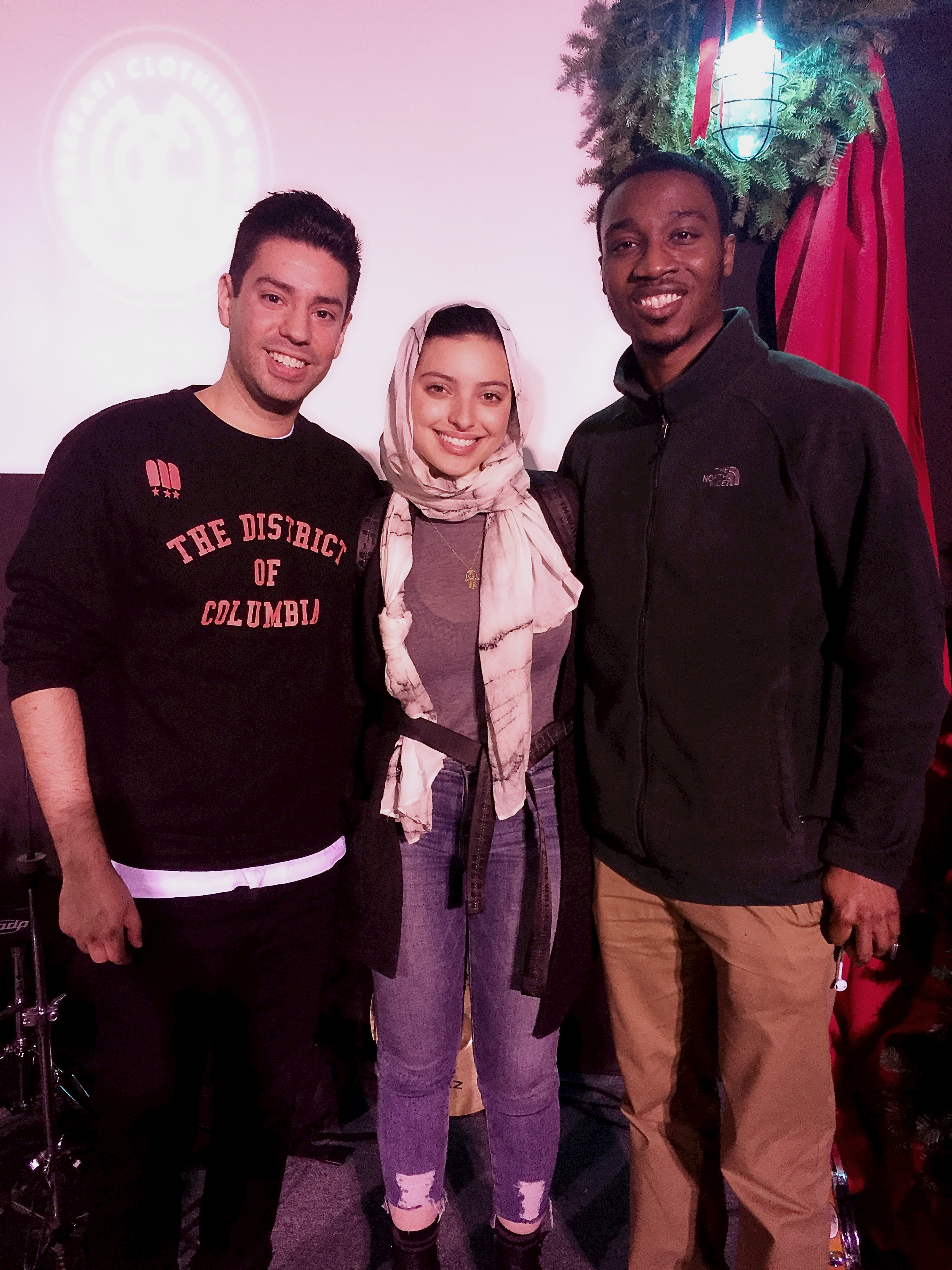 Thank you Noor Tagouri and Phil Lewis for supporting our show!!!