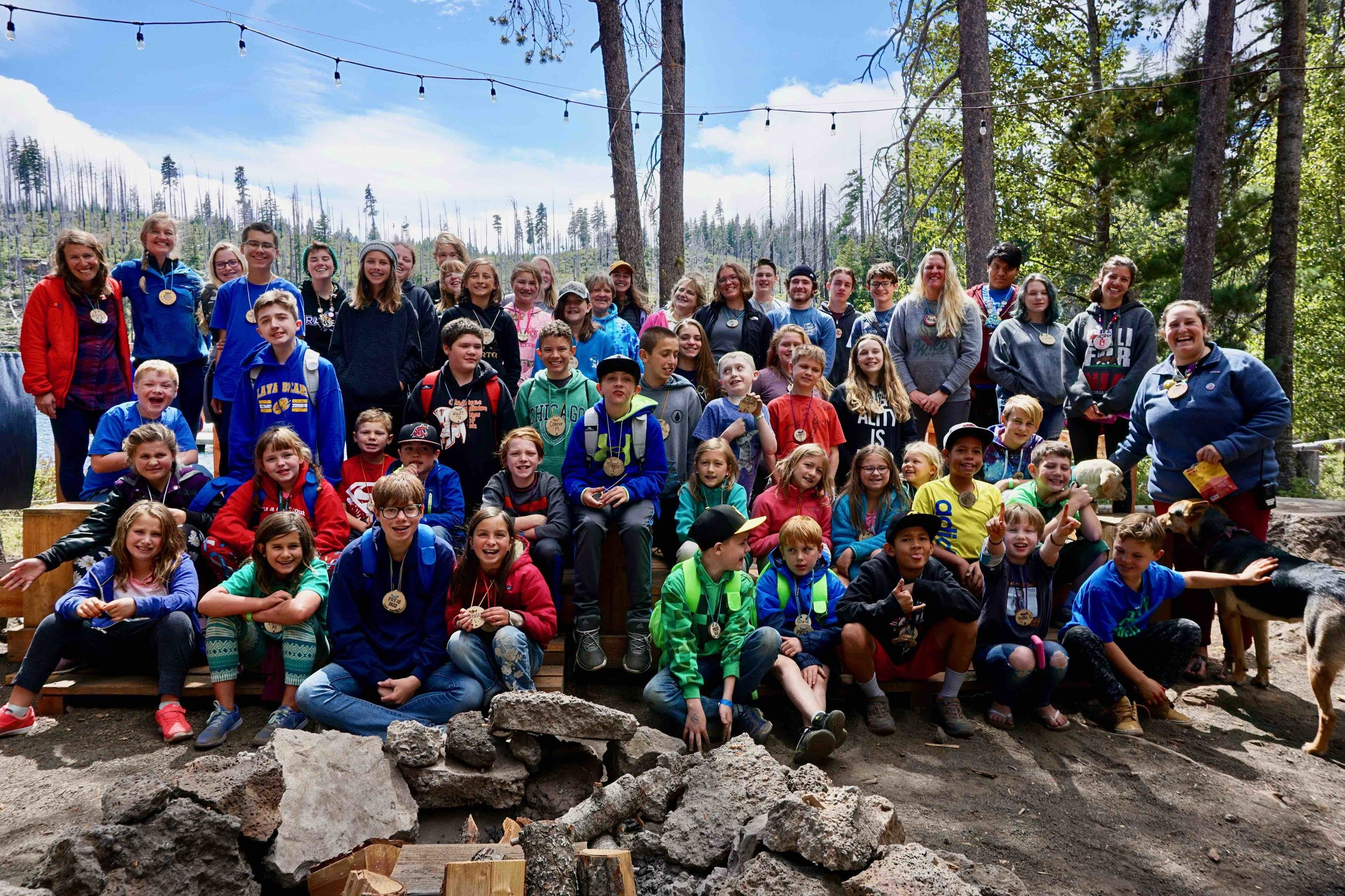 REGISTER - Click here to open a new window and begin your T1D Buddy Camp registration on the Camp Tamarack website.
