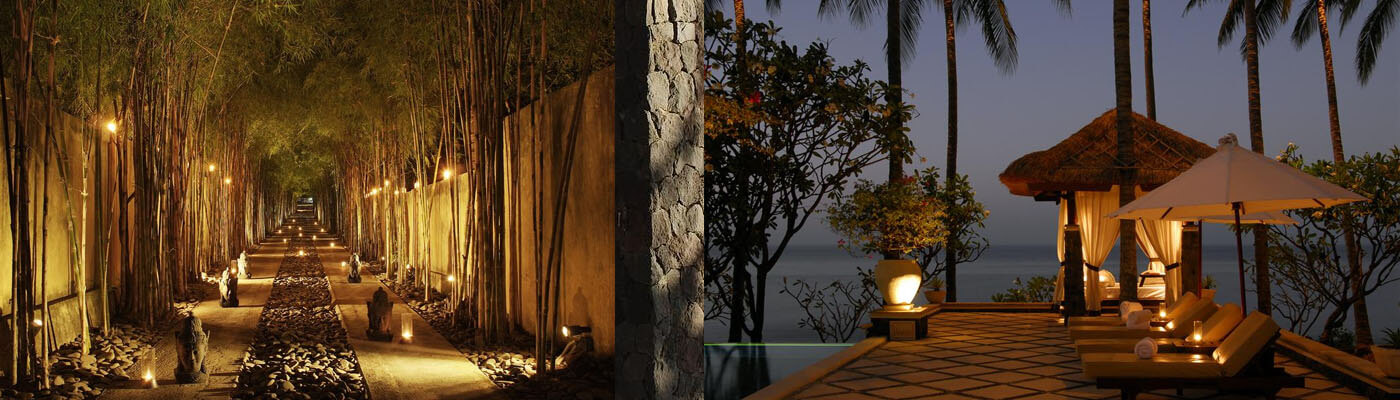 Restore yourself with peaceful evenings at the Spa Village