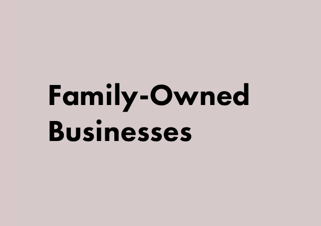 - Balancing Corporate vs. Family Member NeedsTransition from Private to Public Ownership Ownership/Management TransitionDeveloping Effective OWNER CommunicationStrategic Planning