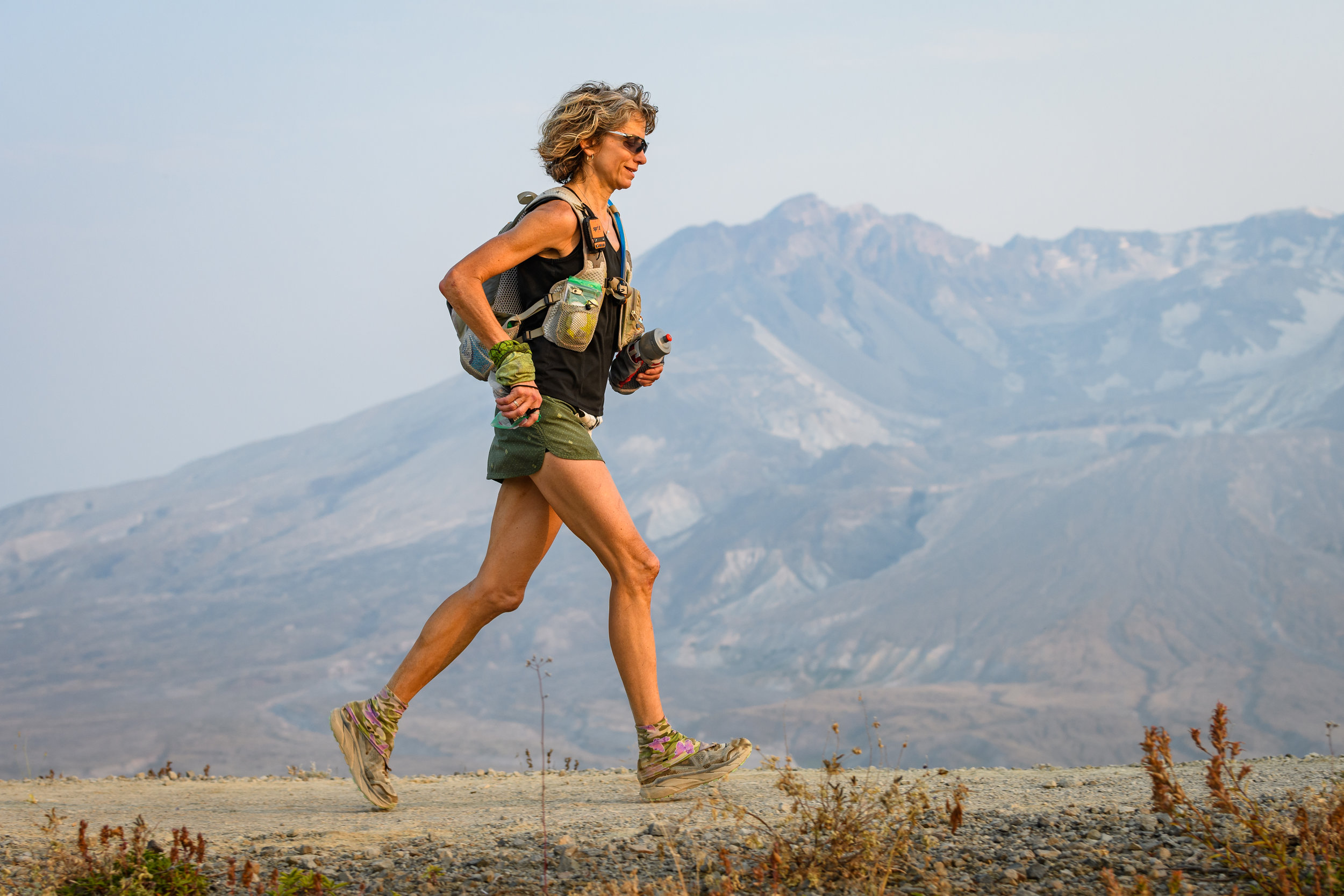 Susan Donnelly uses mental toughness to run the Bigfoot 200-mile ultramarathon