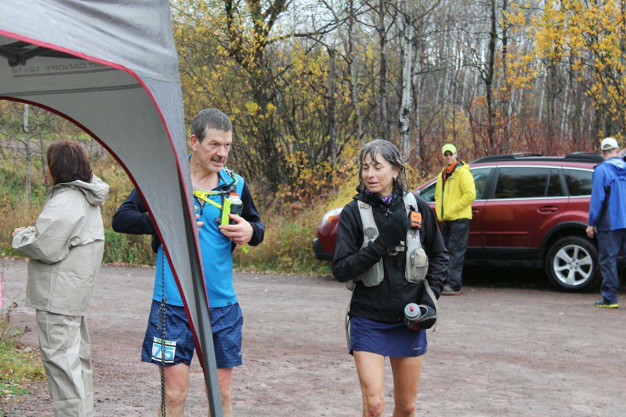 """Susan Donnelly learns from a mindset mistake about being """"all in"""" when running Wild Duluth 100k"""